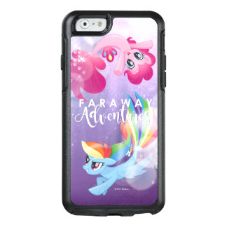 My Little Pony | Pinkie and Rainbow - Adventures OtterBox iPhone 6/6s Case