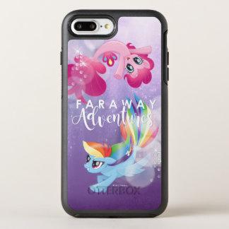My Little Pony | Pinkie and Rainbow - Adventures OtterBox Symmetry iPhone 8 Plus/7 Plus Case