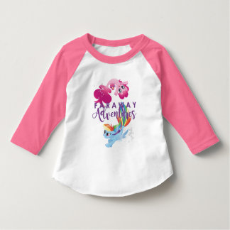 My Little Pony   Pinkie and Rainbow - Adventures T-Shirt
