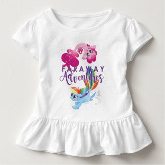 My Little Pony | Pinkie and Rainbow - Adventures Toddler T-shirt