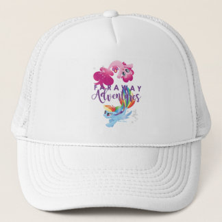 My Little Pony | Pinkie and Rainbow - Adventures Trucker Hat