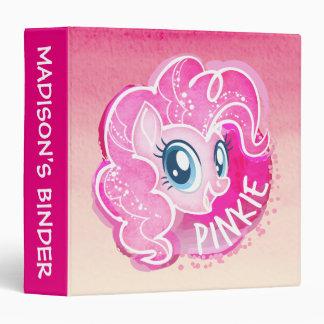 My Little Pony | Pinkie Pie Watercolor Binders