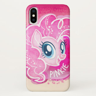 My Little Pony | Pinkie Pie Watercolor iPhone X Case