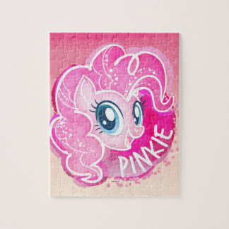 My Little Pony | Pinkie Pie Watercolor Jigsaw Puzzle