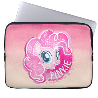 My Little Pony | Pinkie Pie Watercolor Laptop Sleeve