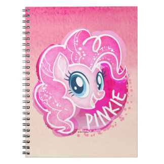 My Little Pony | Pinkie Pie Watercolor Notebooks