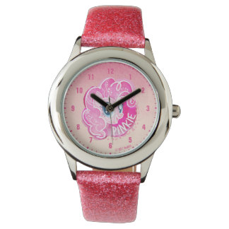 My Little Pony | Pinkie Pie Watercolor Watch