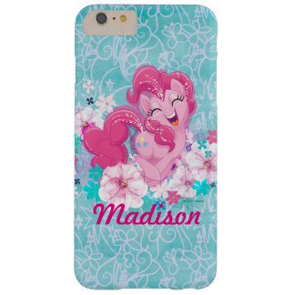 My Little Pony | Pinkie Running Through Flowers Barely There iPhone 6 Plus Case