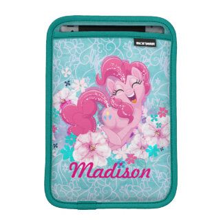 My Little Pony | Pinkie Running Through Flowers iPad Mini Sleeve