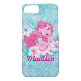 My Little Pony | Pinkie Running Through Flowers iPhone 8/7 Case