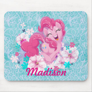 My Little Pony | Pinkie Running Through Flowers Mouse Pad