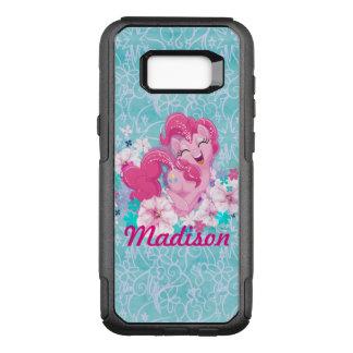My Little Pony | Pinkie Running Through Flowers OtterBox Commuter Samsung Galaxy S8+ Case