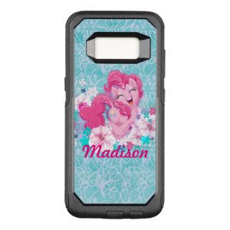 My Little Pony | Pinkie Running Through Flowers OtterBox Commuter Samsung Galaxy S8 Case