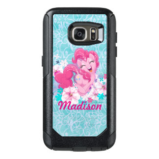 My Little Pony | Pinkie Running Through Flowers OtterBox Samsung Galaxy S7 Case