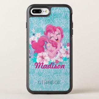 My Little Pony | Pinkie Running Through Flowers OtterBox Symmetry iPhone 8 Plus/7 Plus Case