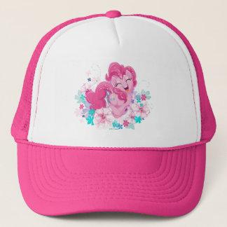 My Little Pony | Pinkie Running Through Flowers Trucker Hat