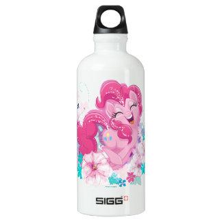 My Little Pony | Pinkie Running Through Flowers Water Bottle