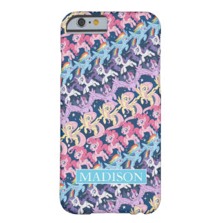 My Little Pony | Pony Rainbow Pattern Barely There iPhone 6 Case