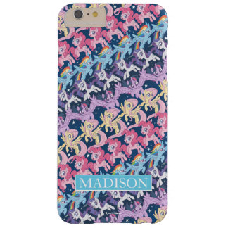 My Little Pony | Pony Rainbow Pattern Barely There iPhone 6 Plus Case
