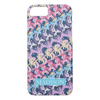 My Little Pony | Pony Rainbow Pattern iPhone 8/7 Case