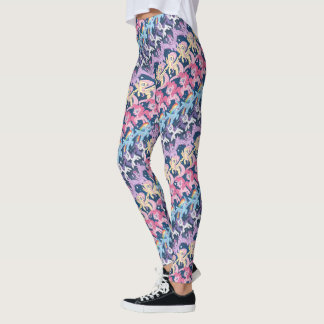 My Little Pony | Pony Rainbow Pattern Leggings