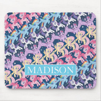 My Little Pony | Pony Rainbow Pattern Mouse Pad