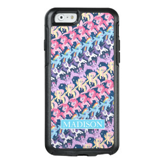 My Little Pony | Pony Rainbow Pattern OtterBox iPhone 6/6s Case