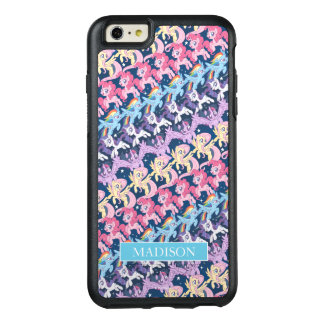 My Little Pony | Pony Rainbow Pattern OtterBox iPhone 6/6s Plus Case