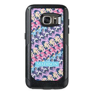 My Little Pony | Pony Rainbow Pattern OtterBox Samsung Galaxy S7 Case