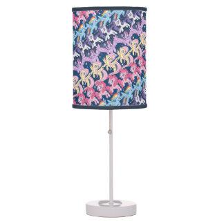 My Little Pony | Pony Rainbow Pattern Table Lamp