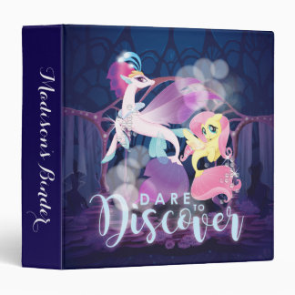 My Little Pony | Queen Novo and Fluttershy 3 Ring Binder