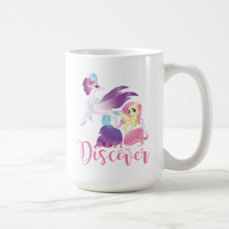 My Little Pony | Queen Novo and Fluttershy Coffee Mug