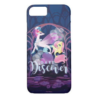 My Little Pony | Queen Novo and Fluttershy iPhone 8/7 Case