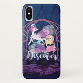 My Little Pony | Queen Novo and Fluttershy iPhone X Case