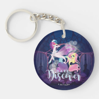 My Little Pony | Queen Novo and Fluttershy Keychain
