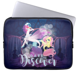 My Little Pony | Queen Novo and Fluttershy Laptop Sleeve