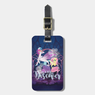 My Little Pony | Queen Novo and Fluttershy Luggage Tag