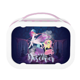 My Little Pony | Queen Novo and Fluttershy Lunch Box