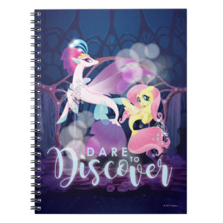 My Little Pony | Queen Novo and Fluttershy Notebook