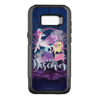 My Little Pony | Queen Novo and Fluttershy OtterBox Commuter Samsung Galaxy S8+ Case