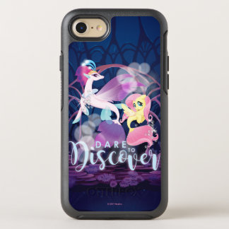 My Little Pony | Queen Novo and Fluttershy OtterBox Symmetry iPhone 8/7 Case