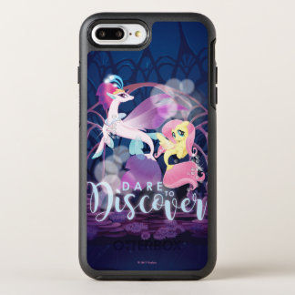 My Little Pony | Queen Novo and Fluttershy OtterBox Symmetry iPhone 8 Plus/7 Plus Case