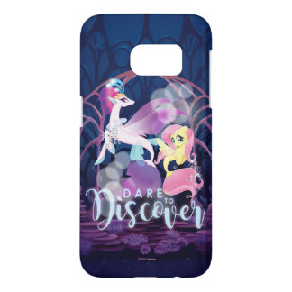 My Little Pony | Queen Novo and Fluttershy Samsung Galaxy S7 Case