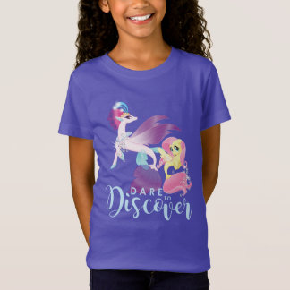 My Little Pony | Queen Novo and Fluttershy T-Shirt