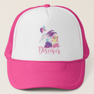 My Little Pony | Queen Novo and Fluttershy Trucker Hat