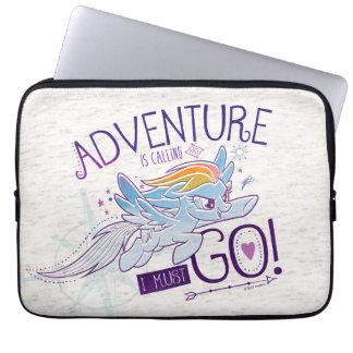 My Little Pony | Rainbow - Adventure Is Calling Laptop Sleeve