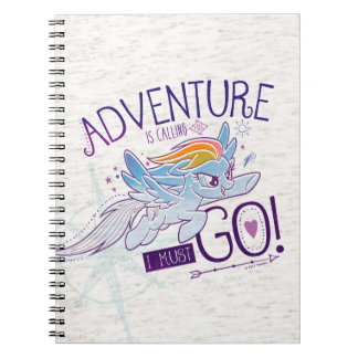 My Little Pony | Rainbow - Adventure Is Calling Notebooks