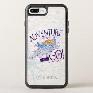 My Little Pony | Rainbow - Adventure Is Calling OtterBox Symmetry iPhone 7 Plus Case