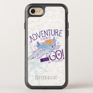 My Little Pony | Rainbow - Adventure Is Calling OtterBox Symmetry iPhone 8/7 Case