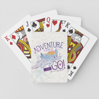 My Little Pony | Rainbow - Adventure Is Calling Playing Cards